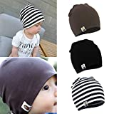 Unisex Cotton Beanie Hat for Cute Baby Boy/Girl Soft Toddler Infant Cap   This YJWAN hat is one of our most popular beanie hats. Designed in multiple colors and styles. Easy to wear and pair with other clothes. It is the best way to make your baby mo...