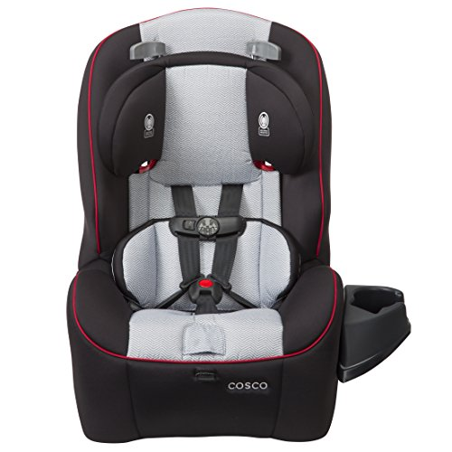 Cosco Easy Elite 3-in-1 Convertible Car Seat, Wallstreet Grey