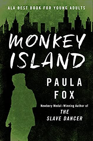 book cover of Monkey Island