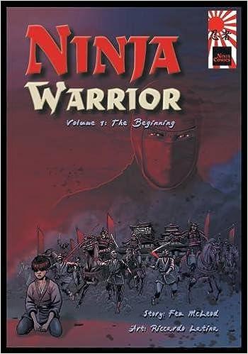 Ninja Warrior: Fez McLeod: 9781460262887: Amazon.com: Books