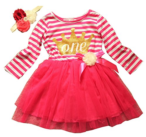 dresses 1 year old - 3