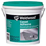 Dap 00186 1-Gallon Weldwood Latex Carpet Cement