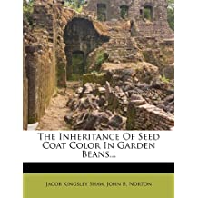 The Inheritance of Seed Coat Color in Garden Beans...