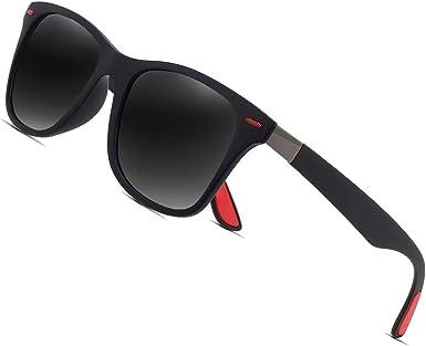Sunmeet Gafas de Sol Polarizadas Hombre Mujere para Conducir ...