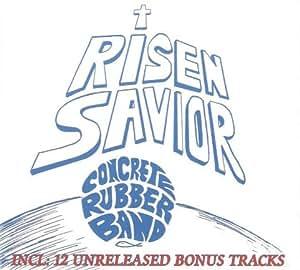 Concrete Rubber Band Risen Savior Amazon Com Music