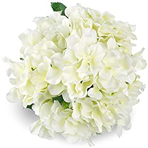 DALAMODA DM91917 Hydrangea Bouquet 5 Big Heads 15