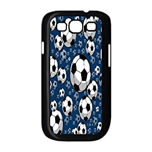Soccer Ball DIY Phone Case for Samsung Galaxy S3 I9300 LMc-19538 at