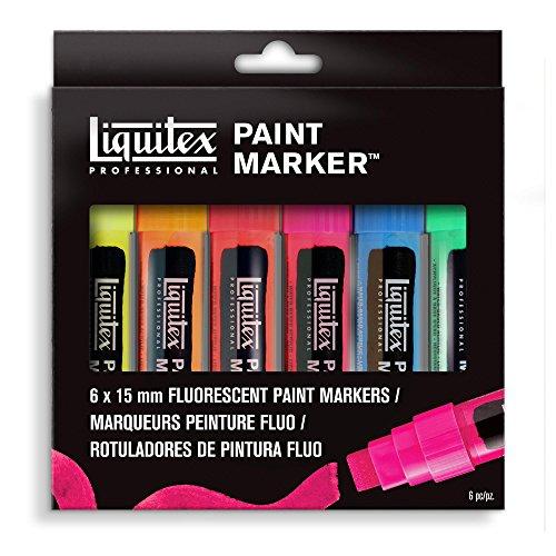 Liquitex Professional Fluorescent Paint Marker product image