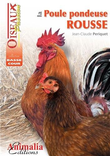 La poule pondeuse rousse Broché – 1 février 2014 Jean-Claude Périquet Animalia Editions 2359090364 Animaux