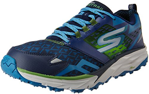 Go Trail SKECHERS Navy Green Men's qPOw0T6w5