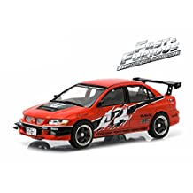 Sean's 2006 Mitsubishi Lancer Evolution IX The Fast and The Furious: Tokyo Drift Movie (2006) 1/43 by Greenlight 86213