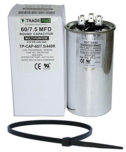Heat Pump Capacitor - 5