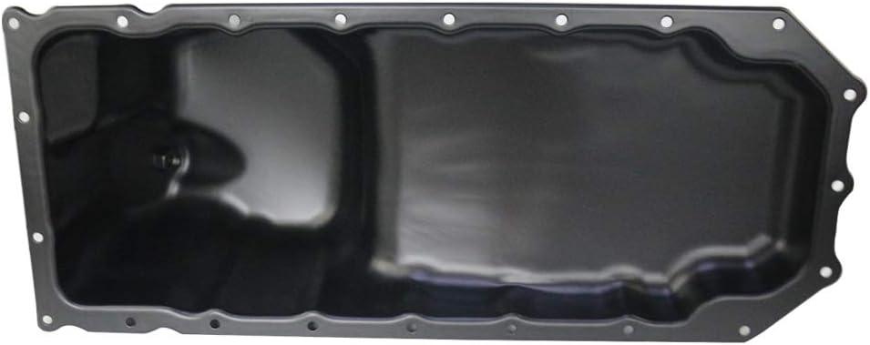 YAYTAP Engine Oil Pan 264-260 for 2003-2010 Dodge Ram 1500 2500 3500 2011-2017 Dodge Ram 4000 CRP34A 53021334AF