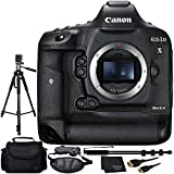 Canon EOS-1D X Mark II DSLR Camera Bundle with Manufacturer...