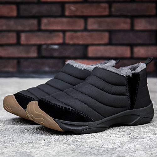Trekking Haute 46 Chaussures Cheville Bleu 36 Neige Femme Randonnée Outdoor Hiver Snow Bottes Confortable Rose Noir Plate Jaune Fourrees Homme Marron Boots Chaude wP7pTq1Y