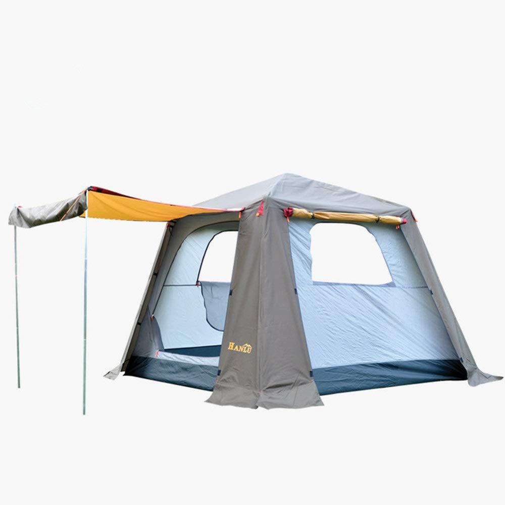 旅行のための自動即刻の4-5人のキャンプテント、バックパッキング、ハイキング B07R2JZDH7 B07R2JZDH7, お米職人 肥後姫:5d3fb1a1 --- ijpba.info