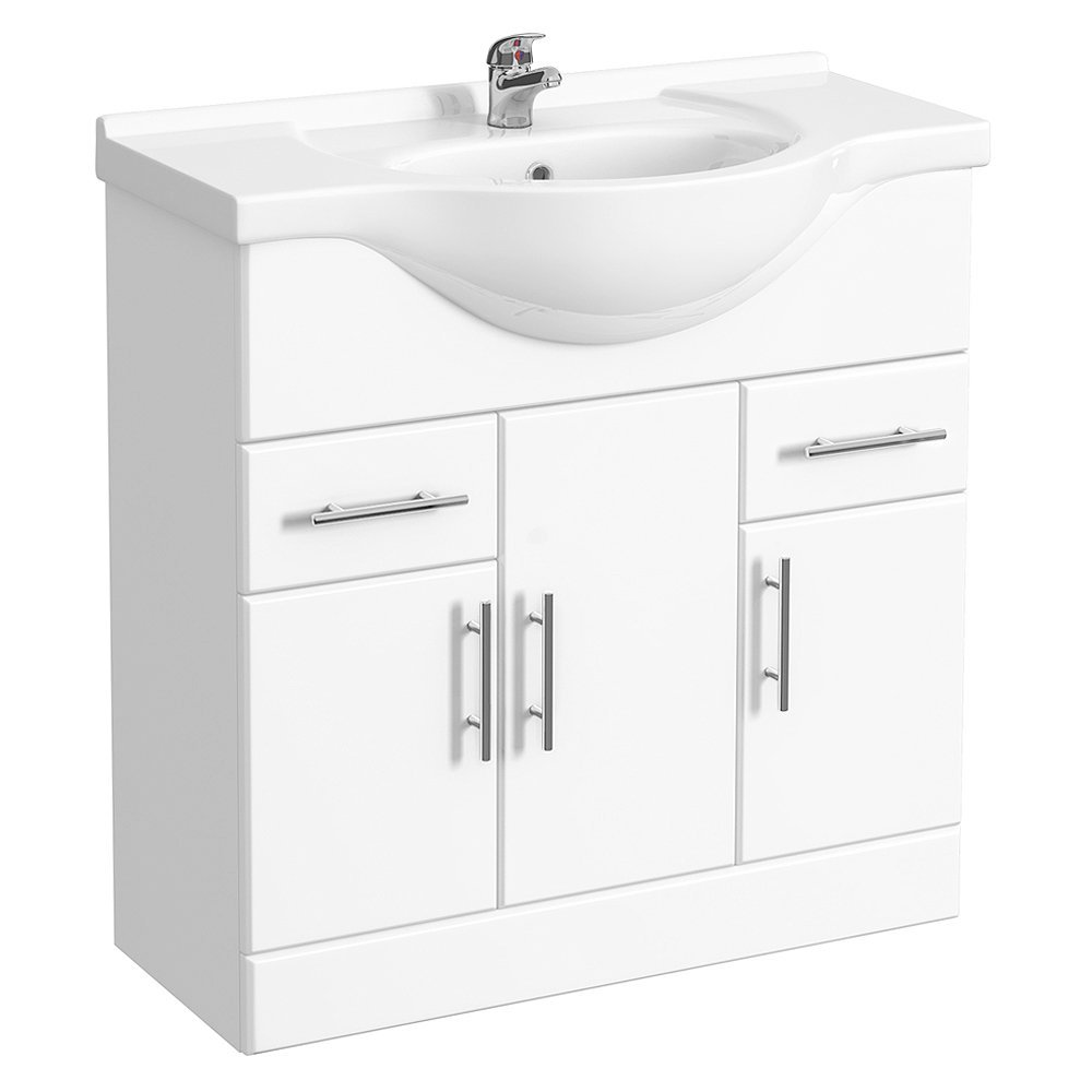 Project Source Bathroom Cabinets. Elegant Project Source Jav In X In ...