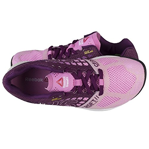 5 Reebok violet Chaussures NANO femme 5 running 0 CROSSFIT 38 q6xEwOFrq