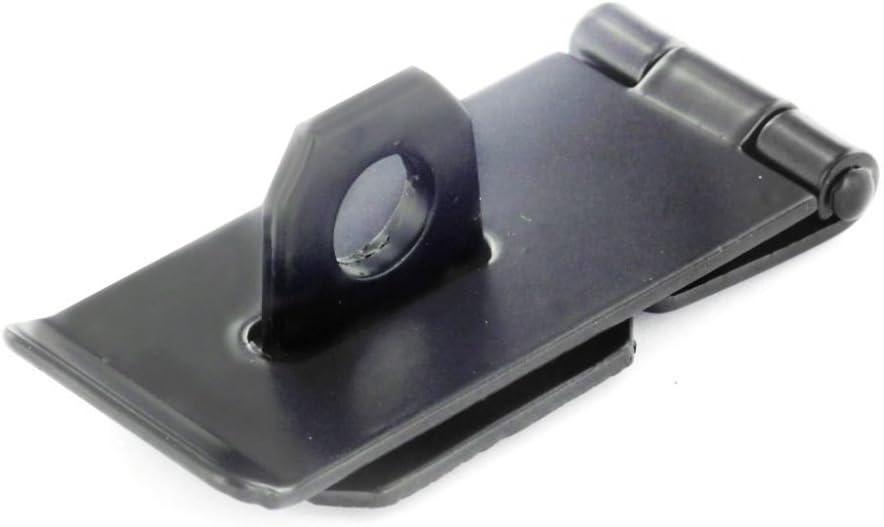 Safety Hasp /& Staple Black
