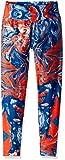 Zubaz NFL Denver Broncos Women's Swirl Leggings, Multicolor, X-Large
