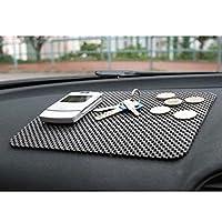 B TO B TRADERS Car Dashboard Anti-Slip Mat - Black Colour For All Cars