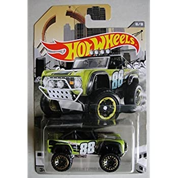 Amazon Com Hot Wheels 2016 Release Walmart Exclusive Green Custom