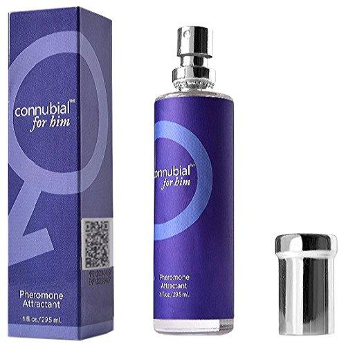 Pulvérisation de Cologne parfum de phéromones pour les hommes attirer les femmes 29,5 ml