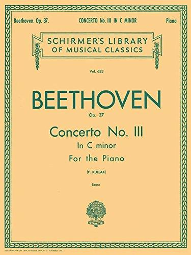 [Free] Concerto No. 3 in C Minor, Op. 37 (2-piano score): Schirmer Library of Classics Volume 623 National RAR