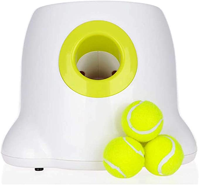 ALWAYZZ Catapult for Dogs Ball Launcher Dog Toy Pelota de Tenis ...
