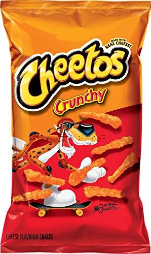 🥇 Cheetos Crunchy Cheese Snacks