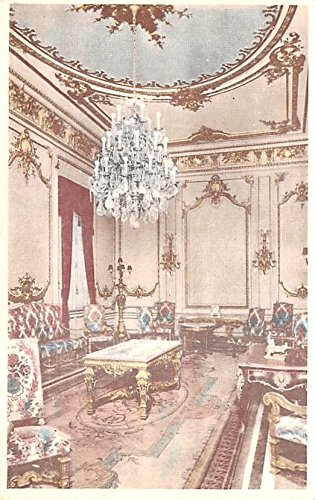 Private Office of the President of the Senate, National Capitol Building Havana Cuba, Republica de Cuba Postcard