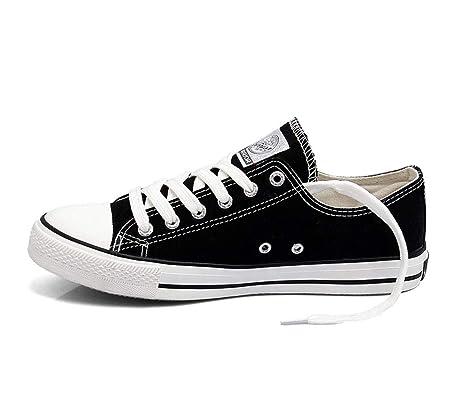 YXWA Zapatos Deportivos Impermeables Zapatillas de Deporte con Cordones para Hombre Zapatillas de Deporte Blancas y