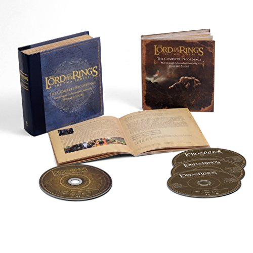 The Lord Of The Rings: The Two Towers - The Complete Recordings (Two Towers Cd)