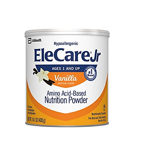 Elecare Medical Food, Vanilla, 14.1-Ounce(6 Pack) by EleCare