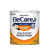 Elecare Medical Food, Vanilla, 14.1-Ounce(6 Pack)