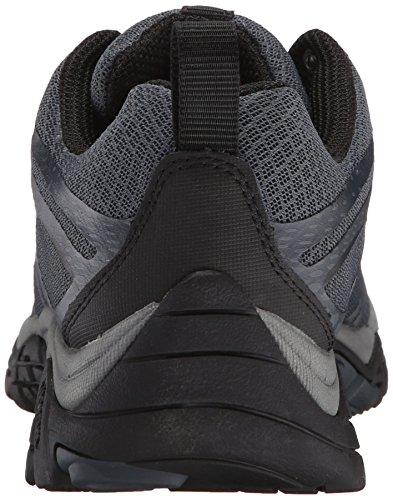 Merrell Moab Edge, Zapatos de Low Rise Senderismo para Hombre Gris (Dark Slatedark Slate)