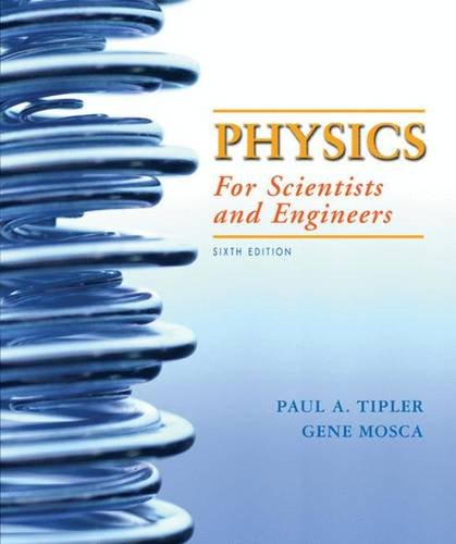 Physics for Scientists and Engineers, Volume 1: (chapters 1-20)