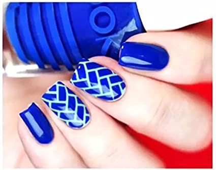 513212dac2254 Nail Art Plantillas autoadhesivas