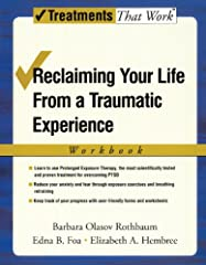 If youve experienced a traumatic event and are having trouble moving past feelings of fear and helplessness, you may be suffering from Posttraumatic Stress Disorder (PTSD). This workbook will help you overcome your PTSD and reclaim your life....