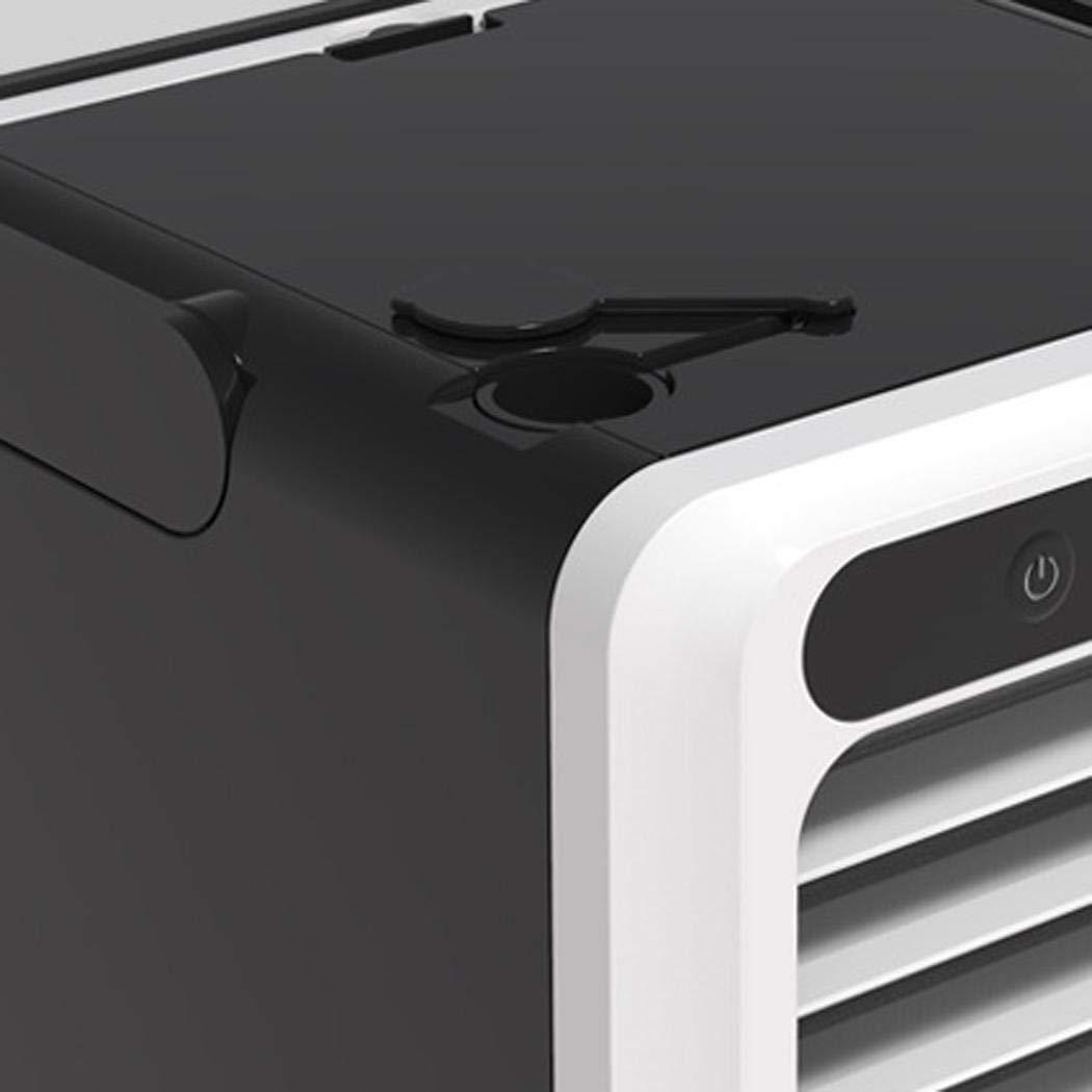 UOFit Portable USB Interface Button Control Desktop Air Cooler Home Office Fan Personal Fans