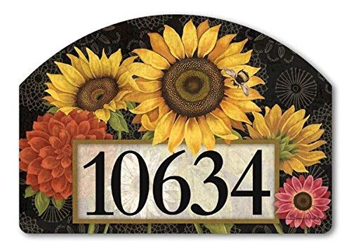 (Yard DeSigns French Flowers Sunflowers 71763)