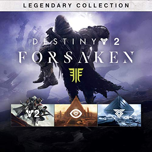 Destiny 2: Forsaken - Legendary Edition (Post-launch) - PS4 [Digital Code]