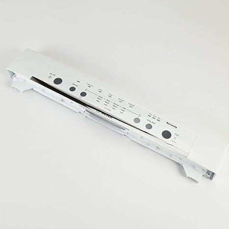 Amazon.com: Bosch 00686806 lavavajillas Panel de control ...