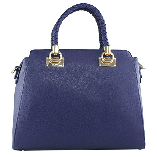 Anna Liu blue Jo large handbag xxPYT