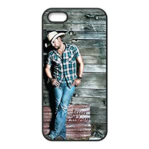 Jason Aldean New Style High Quality Comstom Protective case cover For iPhone 5S