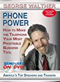 Phone Power - How to Make the Telephone Your Most Powerful Business Tool - Seminars On Demand Communication Skills Training Video - Speaker George Walther - Includes Streaming Video + DVD + Streaming Audio + MP3 Audio - Compatible with All Devices