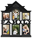 Best MCS Collage Photo Frames - MCS Industries 6 Openings Family Collage Frame, 4 Review