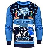 Oklahoma City Thunder Ugly 3D Sweater - Mens Double Extra Large