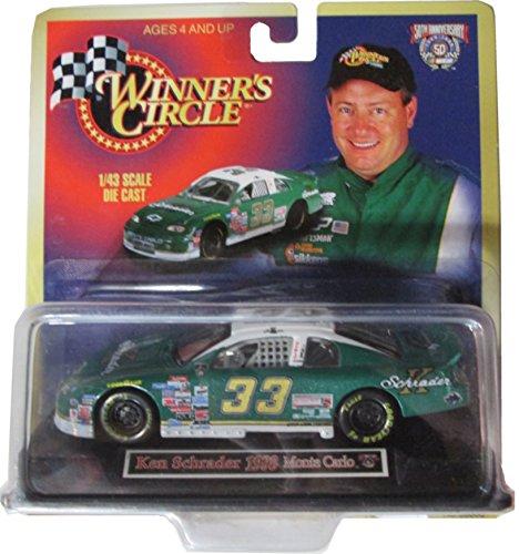 Winner's Circle Nascar #33 Ken Schrader 1998 Monte Carlo