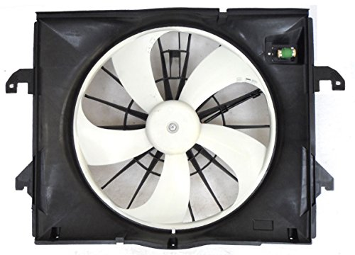 Dual Radiator And Condenser Fan Assembly Cooling Direct For Fit Ch3115164 09 12 Dodge Ram Pickup 3 7l V6 Exclude Megacab